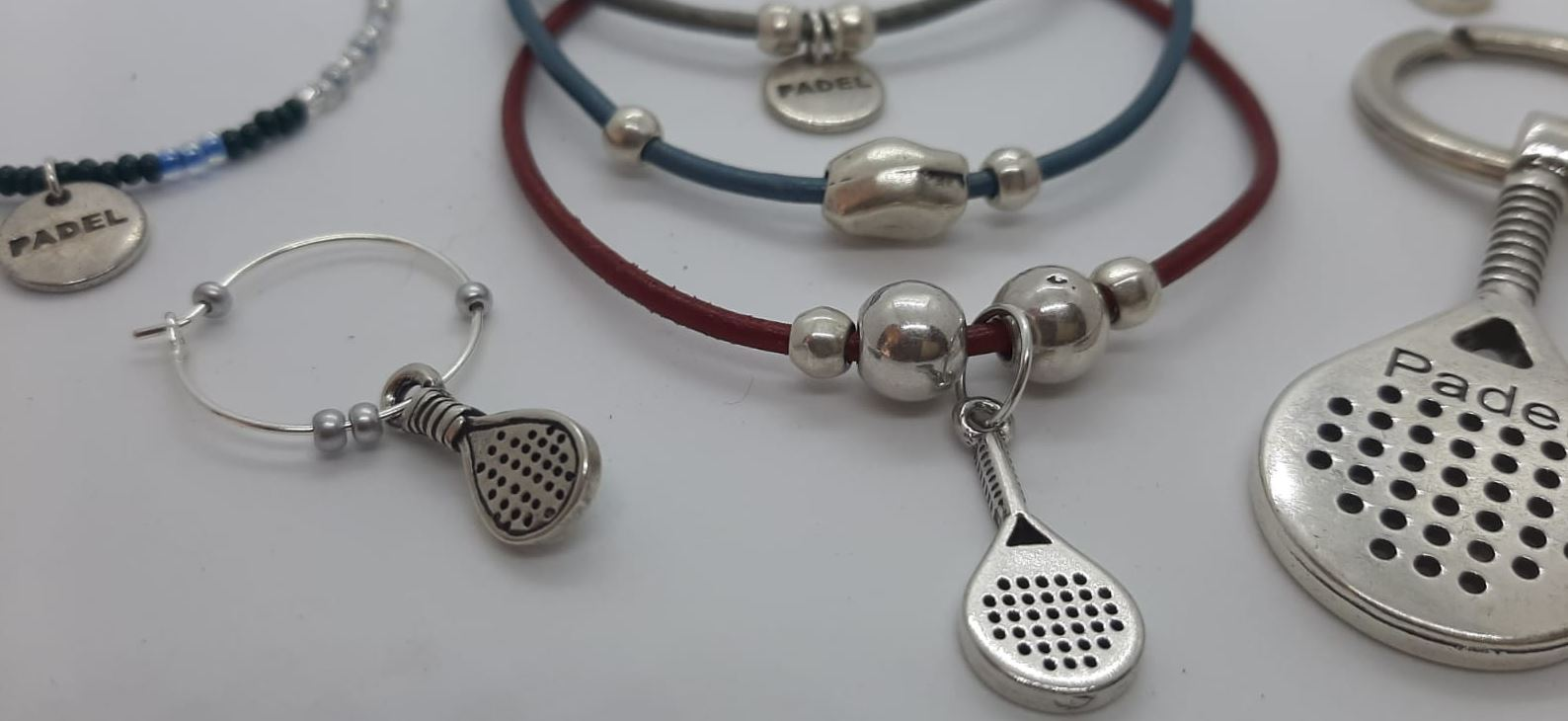 Padel Gadgets and other jewellery